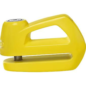 Abus Element 290 Yellow Motorcycle Brake Disc Lock 9 5mm