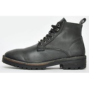 Frank Wright Frankel Vintage Leather Black Leather