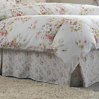 Belledorm Cherry Blossom Fitted Valance