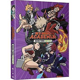 My Hero Academia: Season Three Part Two [DVD] USA import