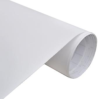 Car Foil Matt White 500 x 152 cm