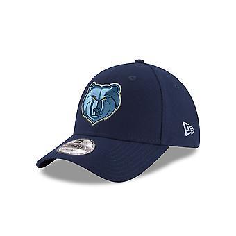 Ny Era 940 Justerbar League Cap ~ Memphis Grizzlies flåde