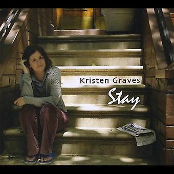 Kristen Graves - Stay [CD] USA import