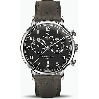 Votum - Wristwatch - Men - Vintage Chronograph V10.10.21.05