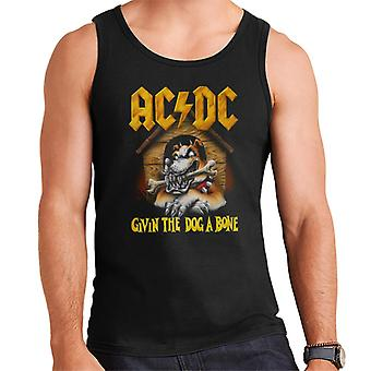 AC/DC Givin The Dog A Bone Men's Vest