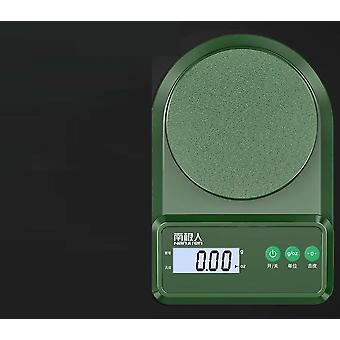 Keittiö Elektroninen korkean tarkkuuden gramman mittausasteikko