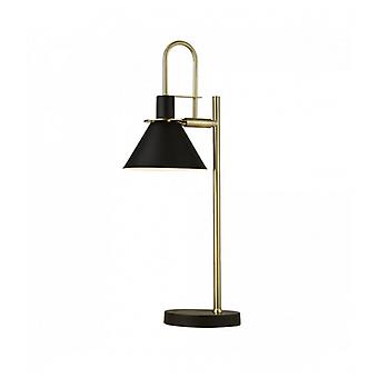 Lámpara De Mesa Bombilla Trombón 1 - Bronce / Murzyn