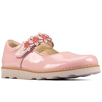 Clarks Crown Petal K Mädchen erste Schuhe