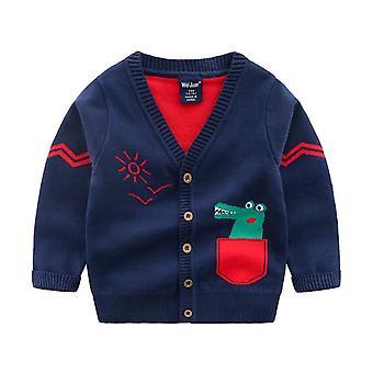 Kinder Pullover Cardigan