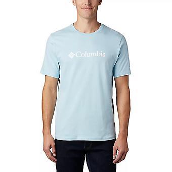 Columbia Csc Basic Logo 1680051427 universal  men t-shirt