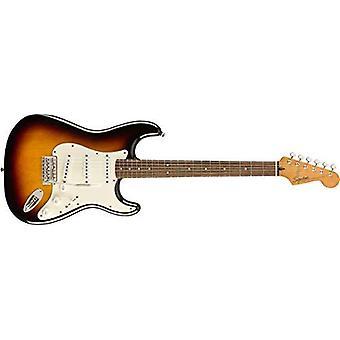 Squier by fender 60's stratocaster - laurel fingerboard - 3-color sunburst