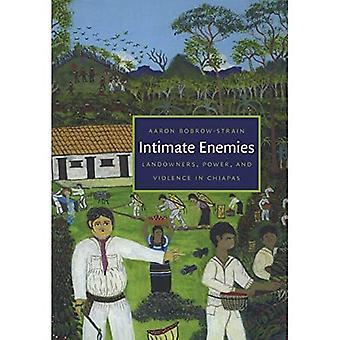 Intime Feinde: Landbesitzer, Macht und Gewalt in Chiapas