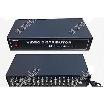 Desktop Composite  Video Distributor