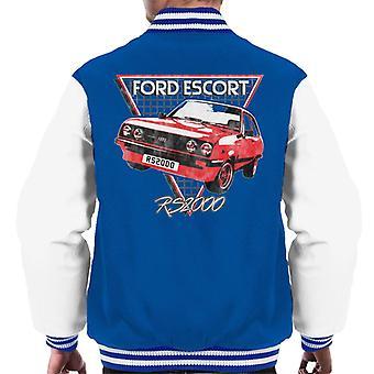 フォード エスコート RS2000 メン&アポ;s ヴァーシティジャケット