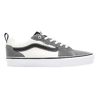 Vans Filmore Retro Sport Shoes - Pewter / White / Black