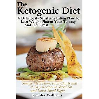 The Ketogenic Diet - A Deliciously Satisfying Eating Plan to Lose Weig