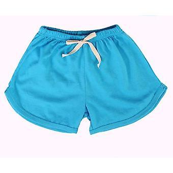 Gyerekek rövid nadrág / lányok, totyogó nyári strand rövidnadrág