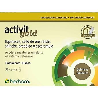 Herbora Activit Gold 30 kapsułek