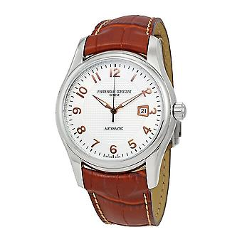 Frederique Constant Runabout Automatic Silver Dial Men's Watch 303RV6B6