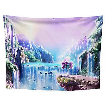 Mandala bohemian wall hanging tapestries decor beach towel bk-34