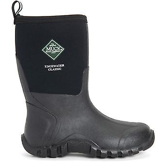 Muck Boots Unisex Edgewater Classic Short Wellington Boots