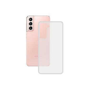 Case Samsung Galaxy S21 KSIX Flex TPU Transparent