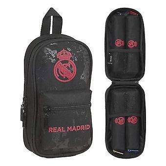 Ryggsäck Pennfodral Real Madrid C.F. Svart
