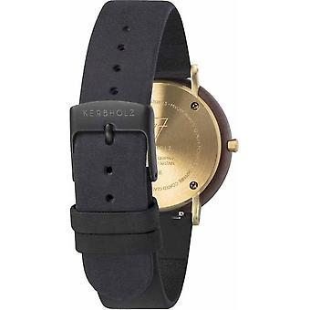 Kerbholz Wristwatch Ladies Wooden Watch 4251240414829