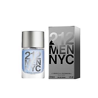 Carolina Herrera 212 Men -Eau de Toilette Spray 30 ml