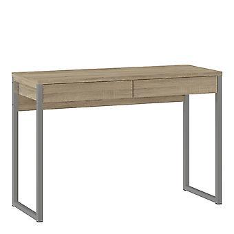Fosy Desk 2 Drawers in Oak