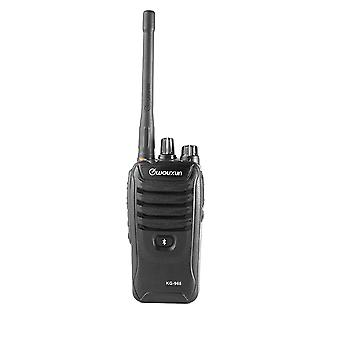 Portable UHF radio station PNI Wouxun KG-968, 400-480Mhz, 236CH, DCS, CTCSS, VOX, Scan, Bluetooth, IP66, 3200 mAh battery