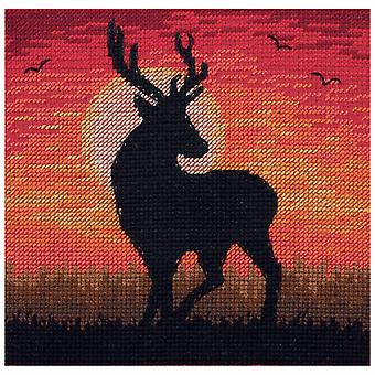 Anchor Counted Cross Stitch Kit: Majestic Sunset