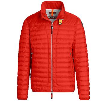 Parajumpers Arthur Red Down Jacket