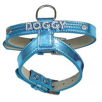 Freedog Arnés Brightdoggy Azul (Dogs , Collars, Leads and Harnesses , Harnesses)