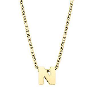 Liebe Halskette mit Unisex-Anhänger, Edelstahl, N(2)