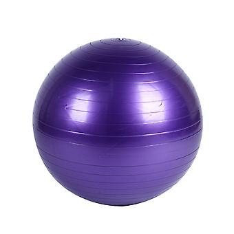 Мяч для йоги Для фитнеса, Экологический гладкий взрывозащищенный балансировочный мяч для дома, тренажерный зал, физиотерапия, беременность