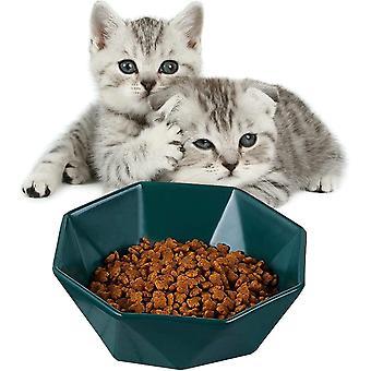 Futternäpfe Katzenfutter - Keramik Kippschale für Katzen,Schutz der