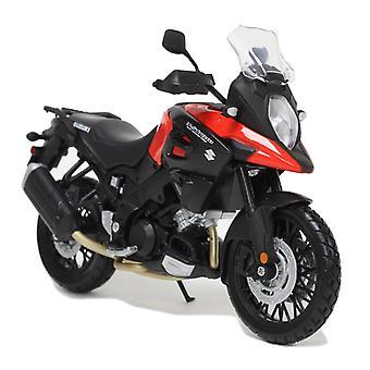 Suzuki V-Storm in Red/Black