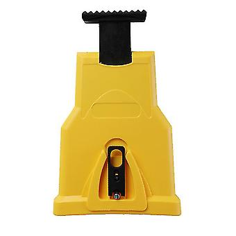 Yellow woodworking chainsaw sharpener fast grinding electric power tool az6047