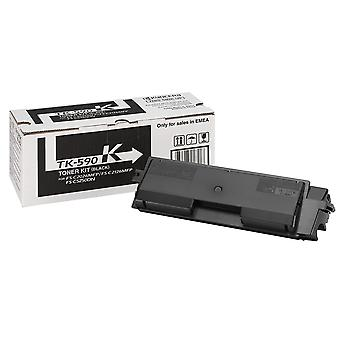 KYOCERA 1T02KV0NL0 (TK-590 K) Toner svart, 7K sidor