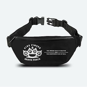 Five Finger Death Punch - Logo Bum Bag
