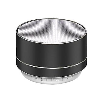 A10 Wireless Bluetooth Speaker Small Steel Cannon Lock And Load Spray Mobile Phone Portable Card Mini Speaker Alarm Device