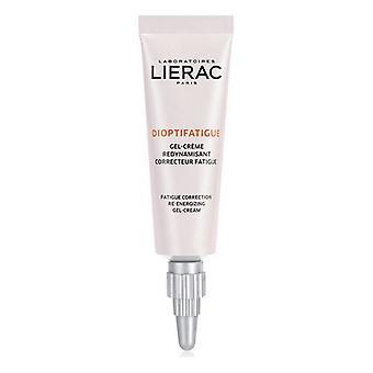 Textur korrigera grädde Lierac Dioptifatigue Anti-trötthet (15 ml)