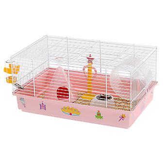 Ferplast Jaula Criceti 9 Princess Blanca (Small pets , Cages and Parks)