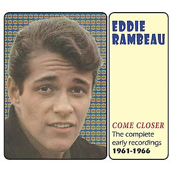 Eddie Rambeau - Come Closer The Complete Early Recordings 1961-1966 CD