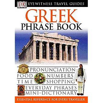 Greek Phrase Book by DK