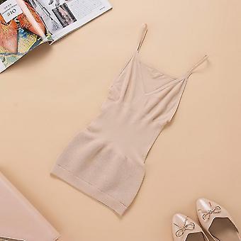 Hubnutí Tuk Spalování Otevřené-bust Camisole Hubnutí Vesty Topy Pro ženy