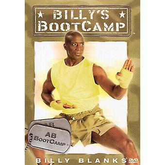 Billy Blanks Ab Bootcamp DVD (2007) Billy Blanks cert E Region 2