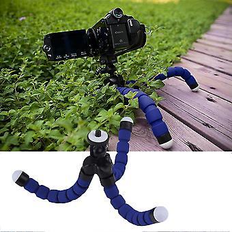 Universal Octopus Mini statyw obsługuje stoisko gąbczasta do telefonów komórkowych kamery