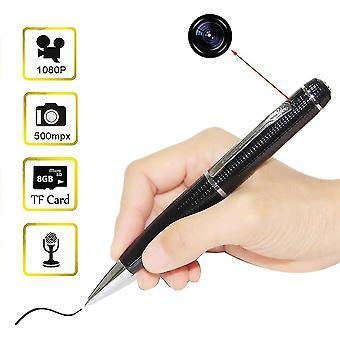 Nova câmera de 1080p Mini Pen Full Hd 1080p Câmera de câmera digital